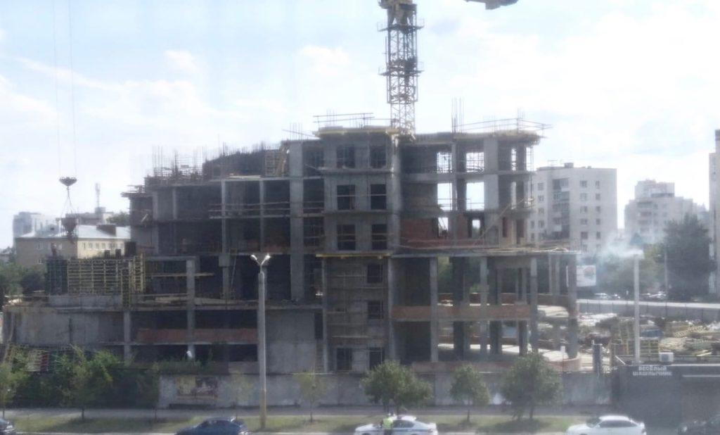 Ход строительства ЖК ПАРУС ️ Консультации по ️ +7 951 453 92 48